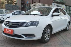 濟南二手吉利汽車-帝豪 2016款 三廂 1.5L CVT向上版