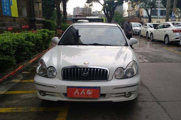 北京二手车出售  北京二手现代 北京二手索纳塔 现代-索纳塔 2004款