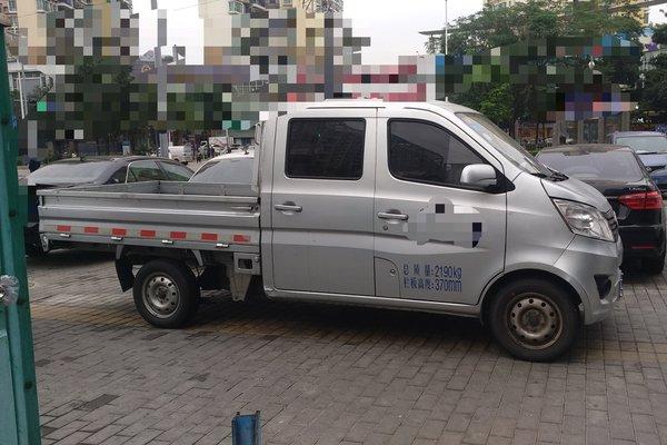 深圳二手长安星卡2018款1.2l基本型双排捷豹xel低配的音响怎样图片