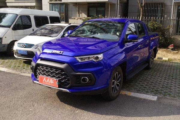 北京二手车出售北京二手雅阁北京二手域虎7江铃-域虎72017款2.05江铃空调图片