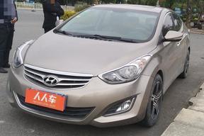福州二手現代-朗動 2013款 1.6L 自動領先型