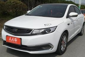 南通二手吉利汽車-帝豪GL 2017款 1.8L 手動精英型
