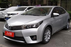 成都二手豐田-卡羅拉 2014款 1.6L CVT GL-i
