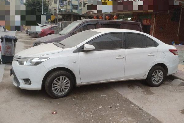 郑州二手威驰 2014款 1.3l 手动超值版