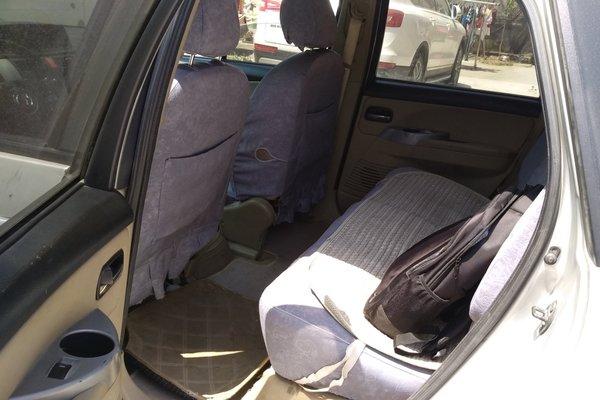 东风景逸x5座椅图片