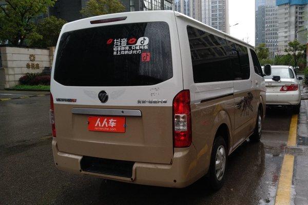 亳州二手风景g7 2017款 2.0l商运版短轴平顶6座4q20m