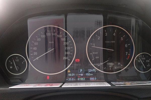宝马-3系 2014款 320li 时尚型  发布时间:2019-04-09 17:47:51  仪表