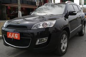 鞍山二手吉利汽車-豪情SUV 2014款 2.4L 自動兩驅尊貴型