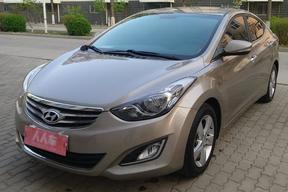 天津二手現代-朗動 2012款 1.6L 自動領先型