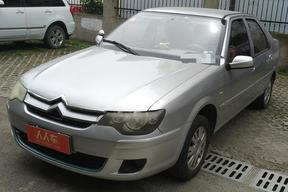 蚌埠二手雪鐵龍-愛麗舍 2011款 三廂 1.6L 手動科技型(改裝天然氣)