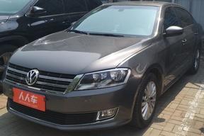 天津二手大眾-朗逸 2013款 改款 1.6L 自動豪華版