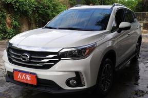 广汽传祺-GS4 2017款 235T 自动两驱精英版
