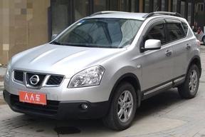 伊犁二手日產-逍客 2012款 2.0XL 火 CVT 2WD(改裝天然氣)