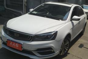 寧波二手吉利汽車-帝豪 2018款 1.5L 手動向上互聯版