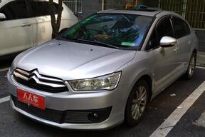 長沙二手雪鐵龍-世嘉 2012款 三廂 1.6L 自動品享型