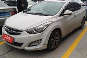 深圳二手現代-朗動 2012款 1.6L 自動領先型