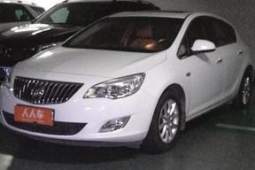 深圳二手別克-英朗 2013款 XT 1.6L 自動時尚版