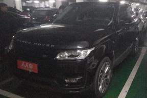 宜昌二手路虎-攬勝運動版 2015款 3.0 V6 SC HSE