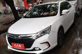 深圳二手比亞迪-秦 2015款 1.5T 雙冠旗艦Plus版