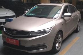 寧波二手吉利汽車-帝豪GL 2017款 1.3T 自動旗艦型