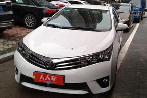 惠州二手豐田-卡羅拉 2014款 1.6L 手動GL