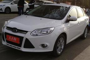 長春二手福特-福克斯 2012款 三廂 1.6L 手動舒適型