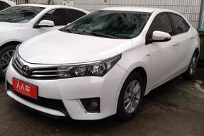 深圳二手豐田-卡羅拉 2014款 1.6L CVT GL