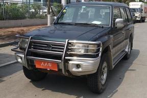 漳州二手獵豹汽車-黑金剛 2009款 2.4L 手動四驅