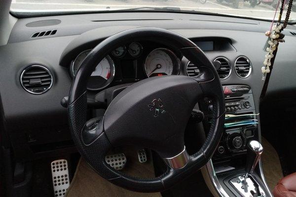 无锡二手标致308(进口) 2009款 1.6t cc 自动时尚型
