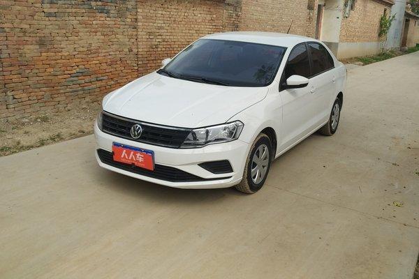 北京二手车出售  北京二手大众 北京二手捷达 大众-捷达 2017款 1.