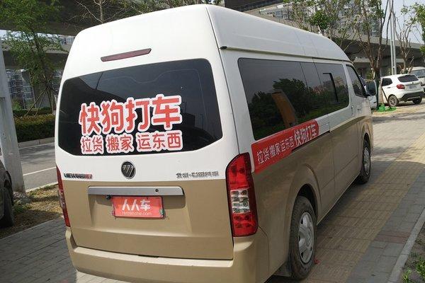郑州二手风景g7 2017款 2.0l商运版长轴高顶6座4q20m