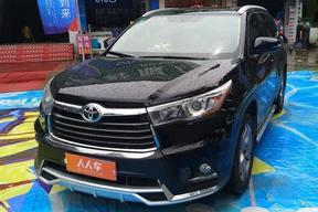漳州二手豐田-漢蘭達 2015款 2.0T 四驅豪華版 7座