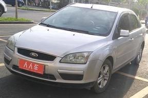 伊犁二手福特-福克斯 2005款 三廂 1.8L 手動經典型(改裝天然氣)