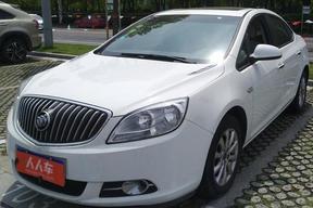 南通二手別克-英朗 2013款 GT 1.6L 自動時尚版