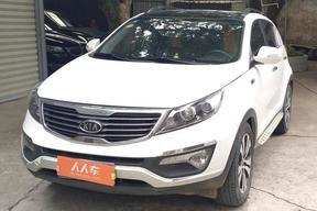 漳州二手起亞-智跑 2012款 2.0L 自動兩驅版NAVI