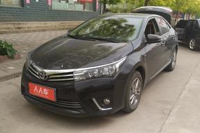 大同二手豐田-卡羅拉 2014款 1.6L 手動GL-i