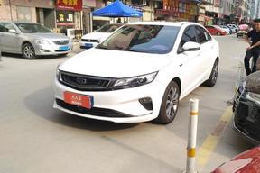 廣州二手吉利汽車-帝豪GL 2018款 1.4T 自動尊貴智聯型