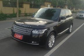 北京二手路虎-攬勝 2016款 3.0 V6 SC Vogue