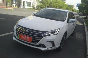 杭州二手比亞迪-秦 2018款 秦EV450 智聯時尚型