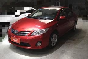 貴陽二手豐田-卡羅拉 2011款 1.8L CVT GL-i