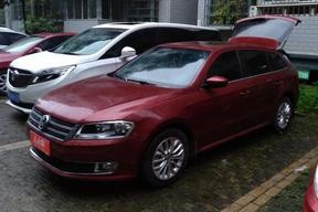 南充二手大眾-朗行 2013款 1.6L 自動豪華型