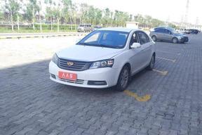 伊犁二手吉利汽車-經典帝豪 2013款 三廂 1.5L 手動精英型