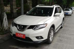 南充二手日產-奇駿 2014款 2.0L CVT舒適版 2WD