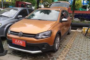 淮安二手大眾-Polo 2014款 1.6L Cross Polo 自動