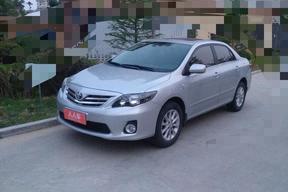 威海二手豐田-卡羅拉 2013款 特裝版 1.6L 手動至酷型GL