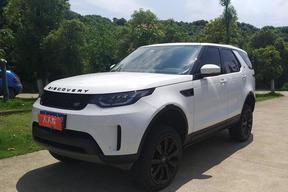 長沙二手路虎-發現 2018款 3.0 V6 SE