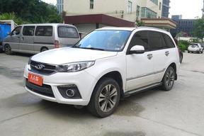 深圳二手奇瑞-瑞虎3 2014款 魔力版 1.6L CVT尊尚版