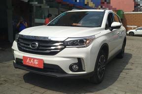 广汽传祺-传祺GS4 2017款 200T G-DCT两驱精英版