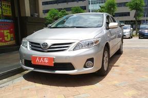 惠州二手豐田-卡羅拉 2011款 1.6L 自動GL
