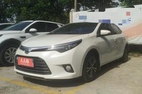 安陽二手豐田-雷凌 2014款 1.6G CVT精英版